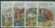 AUS SG1233-6 Animals of the High Country set of 4